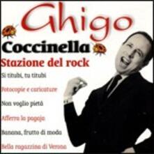 Coccinella - CD Audio di Ghigo