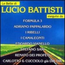 Le belle di Battisti - CD Audio