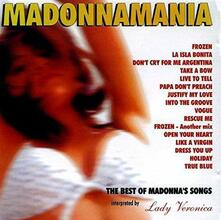 Madonnamania - CD Audio di Lady Veronica