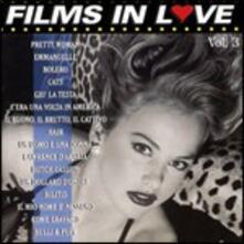 Films in Love vol.3 - CD Audio