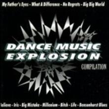 Dance Music Explosion Compilation - CD Audio