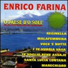 O paese d'o Sole - CD Audio di Enrico Farina
