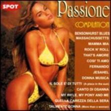 Passione compilation - CD Audio