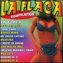 La flaca compilation - CD Audio