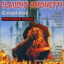 Profondo Rosso Compilation (Colonna Sonora) - CD Audio di Claudio Simonetti