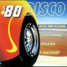 80 Disco - CD Audio