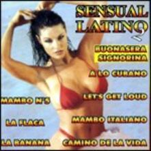 Sensual Latino 2 - CD Audio