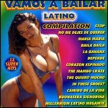 Vamos a balair latino compilation - CD Audio