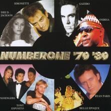 Numberone '70 '80 - CD Audio