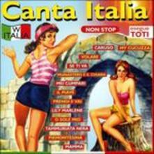 Canta italia (non stop) - CD Audio di Toti