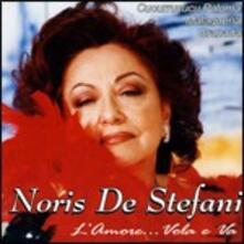 L'amore... vola e va - CD Audio di Noris De Stefani