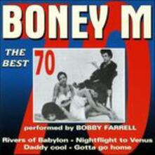 The Best of Boney M vol.2 - CD Audio di Bobby Farrell