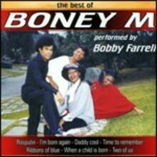 The Best of Boney M vol.3 - CD Audio di Bobby Farrell