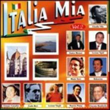 Italia mia vol.2 - CD Audio