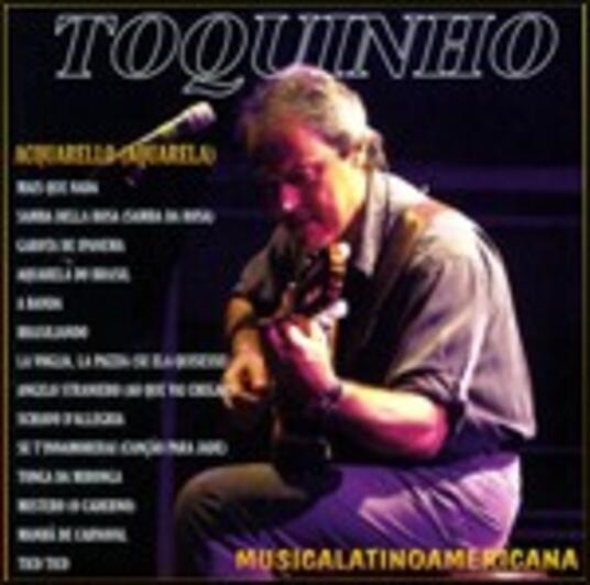 Musica latino americana - CD Audio di Toquinho