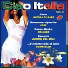 Ciao italia vol.2 - CD Audio