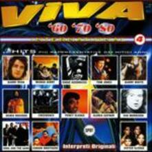 Viva 60 70 80 International vol.4 - CD Audio