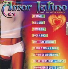 Amor latino - CD Audio