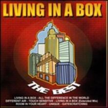 The Best - CD Audio di Living in a Box
