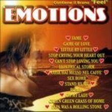 Emotions - CD Audio
