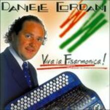 Viva la fisarmonica - CD Audio di Daniele Cordani