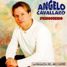 Fenomeno - CD Audio di Angelo Cavallaro