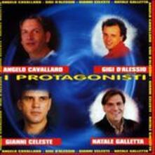 I protagonisti vol.1 - CD Audio