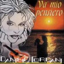 Va' mio pensiero - CD Audio di Daniele Cordani