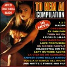 To Nem Ai Compilation - CD Audio