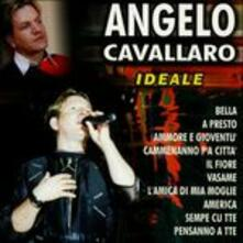 Ideale - CD Audio di Angelo Cavallaro