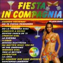 Fiesta in compagnia - CD Audio
