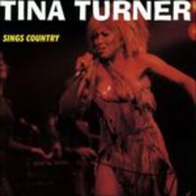 Sings Country - CD Audio di Tina Turner