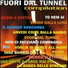 Fuori dal tunnel compilation - CD Audio
