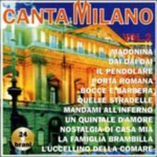 Canta Milano vol.2 - CD Audio