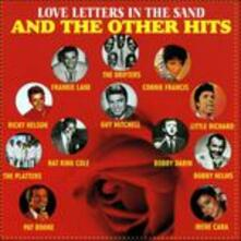 Love Letters in the Sand and the Other Hits - CD Audio