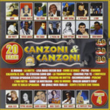 Canzoni & canzoni vol.4 - CD Audio