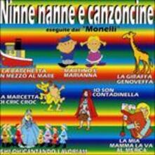 Ninne nanne e canzoncine - CD Audio