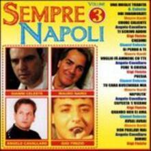 Sempre Napoli vol.3 - CD Audio