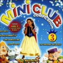 Mini Club vol.3 - CD Audio
