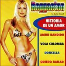 Reggaeton. Historia de un amor - CD Audio