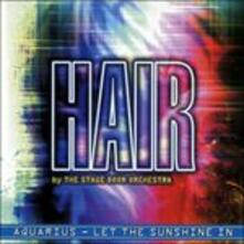 Hair - CD Audio di Stage Door Orchestra