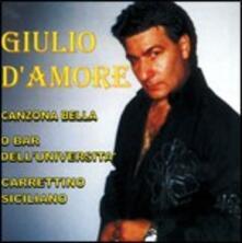 Giulio D'amore - CD Audio di Giulio D'Amore