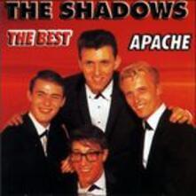 The Best - CD Audio di Shadows