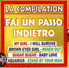 Fai Un Passo Indietro Compilation - CD Audio