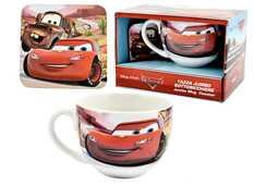 Idee regalo Gift Kitchen Tazza+Sottobicc. Cars