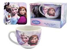 Idee regalo Gift Kitchen Tazza+Sottobicc. Frozen