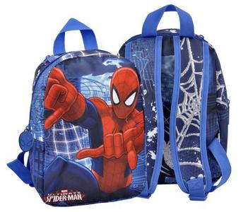 Cartoleria Zaino medio Spider-Man Maps Coriex