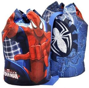 Cartoleria Zaino secchiello Spider-Man Maps Coriex