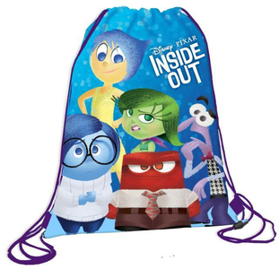 Cartoleria Zainetto piatto Inside Out Coriex