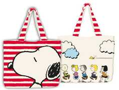 Idee regalo Borsa shopping Peanuts Leader Coriex